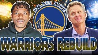 REBUILDING THE GOLDEN STATE WARRIORS IN NBA 2K20