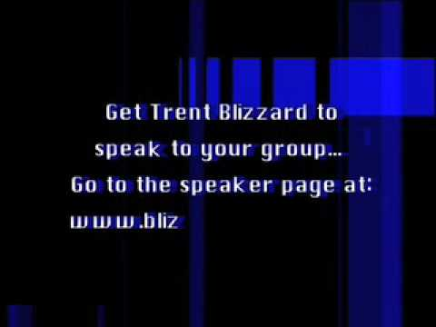 Online Marketing Speaker - Trent Blizzard