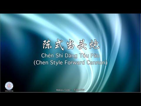 Chén Shì Dāng Tóu Pào TJQC DTP (Chen Style Forward Cannon)