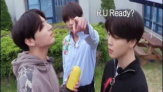 6 MINUTES OF BTS' (방탄소년단/防弾少年団) SILLINESS | 2018 Funny Moments Pt.2