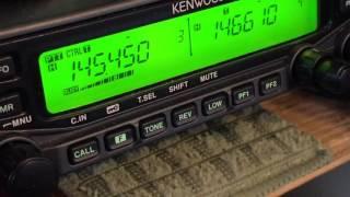 Kenwood V-71 MEgaSpot - Don Arnold