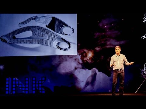 Jordan Brandt: The future of manufacturing