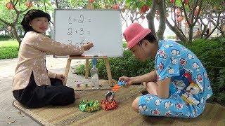 Mẹ Dạy Con Học Bài ❤ BIBI TV ❤