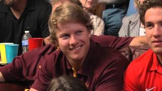 Peterson Brothers both drafted on day one of MLB Draft