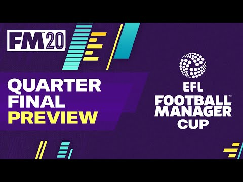 EFL Football Manager Cup | Goals, Highlights and Social Best Bits