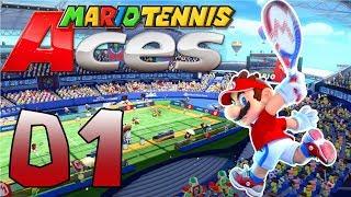 Mario Tennis Aces - Part 1