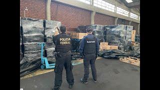 Receita Federal e PF deflagram operação de combate ao contrabando e falsificação de cigarros