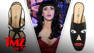 Katy Perry 'Blackface' Shoes Officially Pulled from Shelves | TMZ TV