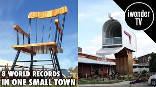 Big Things In A Small Town - Casey Illinois Home To 8 Guinness World Records