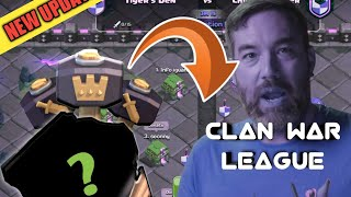 Whats that New Thing?|Clan War Leagues/Tornado Trap/QOL Changes/25 New Goblin Maps| Clash of Clans |