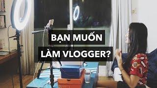 CÁCH BẮT ĐẦU KÊNH YOUTUBE CỦA BẠN | Vlog | Giang Ơi