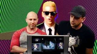 Eminem - Rap God METALHEAD REACTION TO HIP HOP!!!