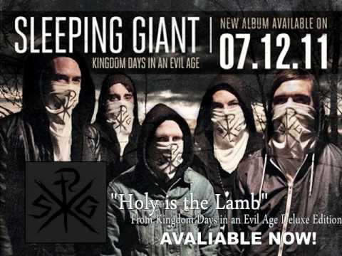 "Sleeping Giant ""Holy is the Lamb"" (Lyrics in Description)"