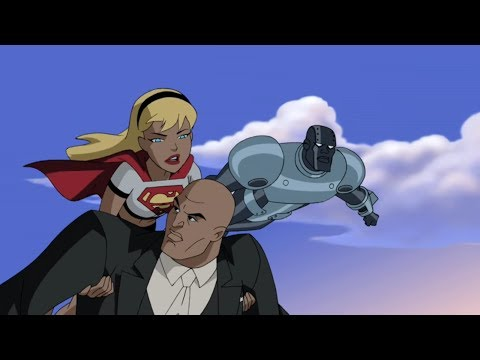 Supergirl: Lex Luthor! You want to fly? Himself!