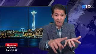 """🔴09-15 Trương Quốc Huy : Nhận Định Thế Lực 'Thù Địch"""" Nào Đang Chống Phát Đất Nước Việt Nam ?"""