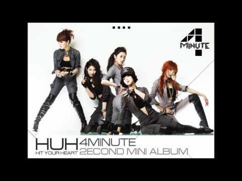 4Minute (포미닛) - I My Me Mine