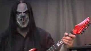 Mick Thomson Shows How To Play Surfacing