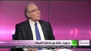آخر كلمات مصطفى طلاس في سوريا: لن تستطيعوا إسقاط النظام ...