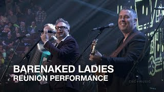 Barenaked Ladies Reunion Performance | Juno Awards 2018
