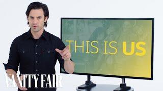 """Milo Ventimiglia Recaps """"This is Us"""" Seasons 1 & 2 in 12 Minutes   Vanity Fair"""