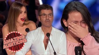 BEST AUDITIONS On America's Got Talent 2020   Amazing Auditions