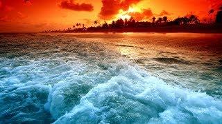Full HD 1080p Video   Relaxing Piano Music  Peaceful Ocean