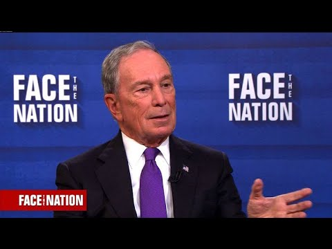 Full interview with former New York Mayor Michael Bloomberg
