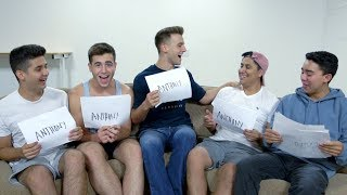 Who's Most Likely To? (Revealing Secrets)