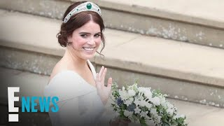 12 Must-See Moments From Princess Eugenie's Wedding   E! News