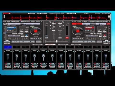 Tutorial - Como transmitir con Virtual DJ en una radio online (streaming)