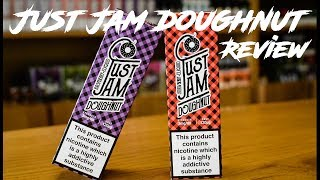 Juice it! - Just Jam Doughnut [Taste Test]