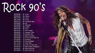 Top 25 Rock Songs   -Best of 90s Rock  - Greatest 90s Rock songs