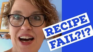 Baking Gluten Free Bread | What To Eat Today | Recipe Failures!!