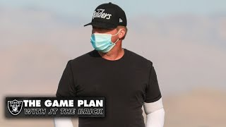 Coach Gruden on 2020 Training Camp, Derek Carr's Leadership | Las Vegas Raiders