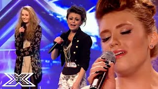 TOP 3 VIRAL Girls Auditions From The X Factor UK | X Factor Global