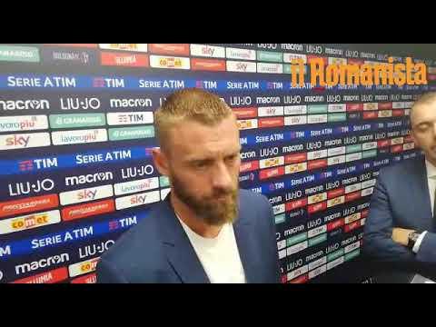 VIDEO - De Rossi: