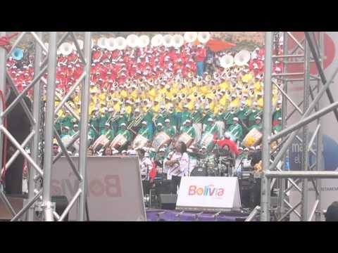 Cuando Florezca el Chuño - Kalamarka (Festival de Bandas Or