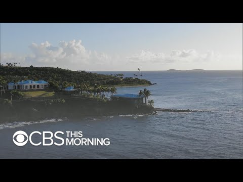 Lawsuit reveals details about Jeffrey Epstein's private island