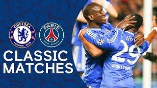 Chelsea 2-0 PSG | Chelsea Snatch Semi-Finals Place | Champions League Classic Highlights
