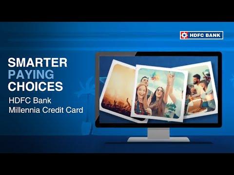 HDFC BANK MILLENIA CREDIT CARD - BEST CARD BUDDY