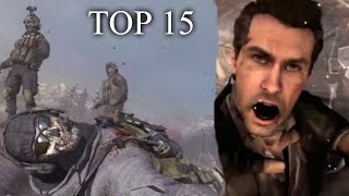 Top 15 Best Call of Duty Scenes Ever