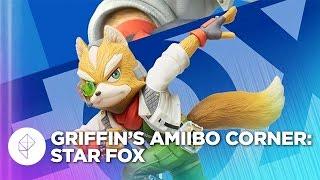 Griffin's amiibo Corner - Episode 5: Star Fox