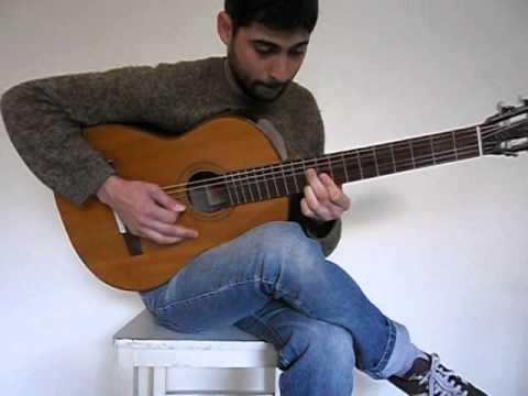 Amor salvaje - El Chaqueño Palavecino - Cover guitarra