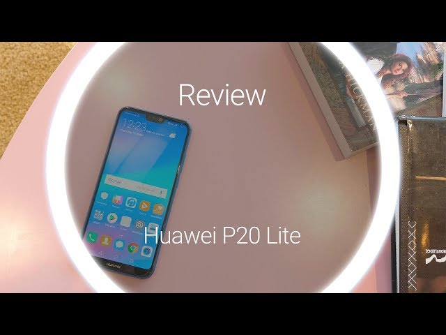 Belsimpel-productvideo voor de Huawei P20 Lite Dual Sim Blue