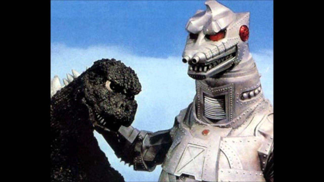 Mechagodzilla 2012 Godzilla vs Mec...