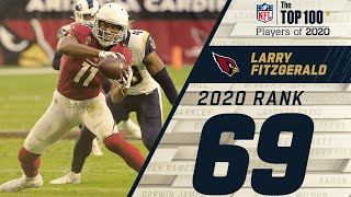 #69: Larry Fitzgerald (WR, Cardinals)   Top 100 NFL Players of 2020