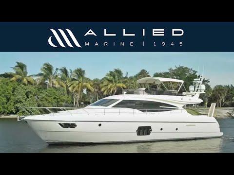 """2011 62 Ferretti Motoryacht """"Chuleria"""" Video"""