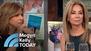Kathie Lee Gifford And Hoda Kotb Talk About Their New Books | Megyn Kelly TODAY