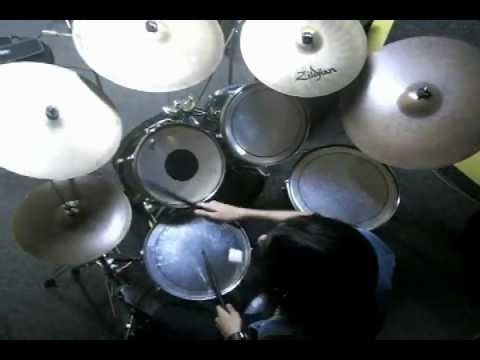 Grave Digger - Desert Rose Drums Cover by Brian Vásquez HD