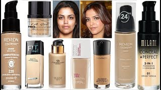 10 Full coverage foundation in India with price |Best Affordable full coverage foundation in india